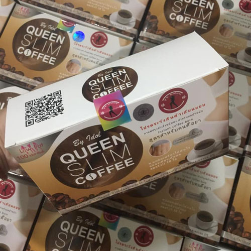 Cà Phê Giảm Cân Queen Slim Coffee Thái Lan