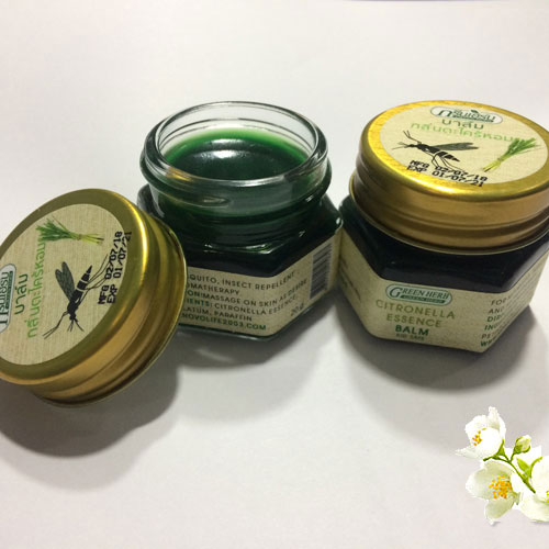 Dầu bôi trị muỗi đốt Citronella Essence Balm Thái Lan