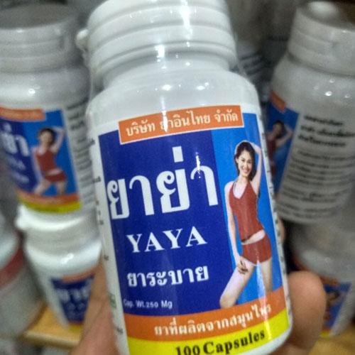 Detox Giảm Cân Khử Mỡ YaYa Bệnh Viện Yanhee Thái Lan