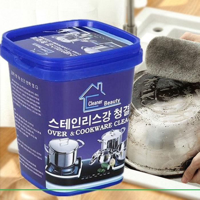 Kem Tẩy Rửa Nhà Bếp Đa Năng OVen CookWare Cleaner Hàn Quốc 500gr