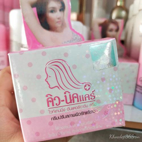 Kem Trị Thâm Nách Qnic Thái Lan