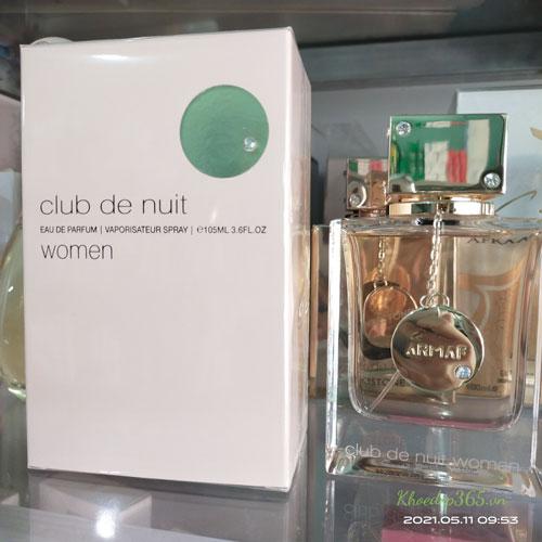 Nước Hoa Nữ Armaf Club De Nuit Woman Eau De Parfum