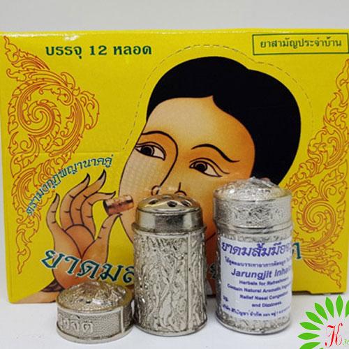 Ống Hít Bạc Trị Viêm Xoang Thái Lan
