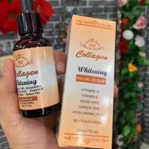 Serum Collagen Plus Vit E 701 Indonesia