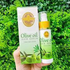 Serum Dưỡng Tóc, Ngăn Rụng Tóc Arbutina Olive Oil Hair Thái Lan