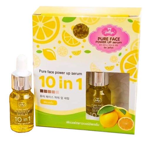 Serum Trị Mụn, Tàn Nhang Pure Face Power Up Jellys 10in1