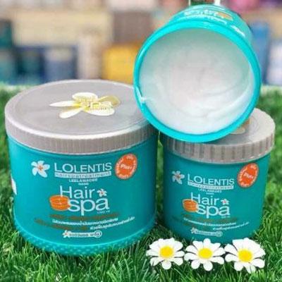 Ủ Tóc Siêu Mềm Mượt Lolentis Hair Spa Thái Lan 500 ml