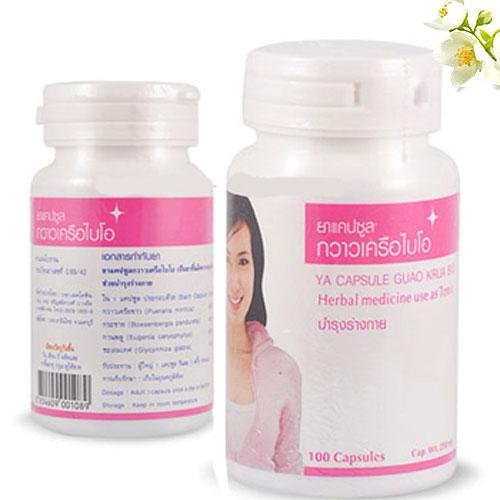 Viên Uống Nở Ngực Yanhee Thái Lan 100 Viên