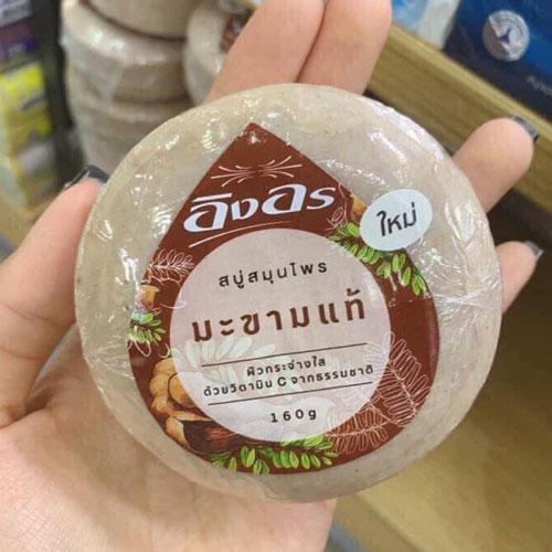 Xà Phòng Đặc Trị Hôi Nách Soap Me Ingon Tamarind Herbal Thái Lan