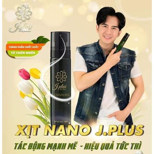 Xịt Tan Mỡ Nano J.Plus Đan Trường