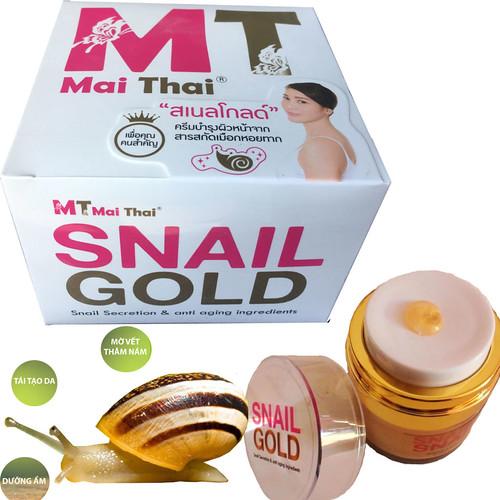 Kem Ốc Sên MT Mai Thai Snail Gold Hoàng Gia Thái