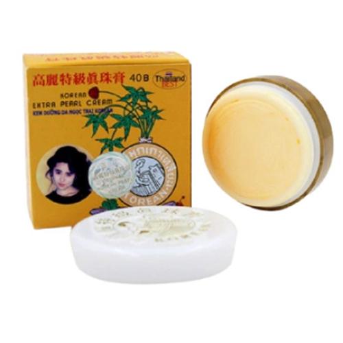 Kem Sâm Vàng Dưỡng Trắng Da Ngọc Trai Extra Pearl Cream Thái Lan