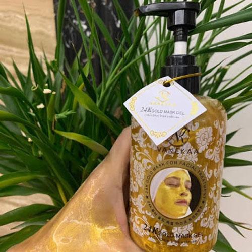 Mặt Nạ Vàng Vanekaa 24K Gold Mask Gel Thái Lan